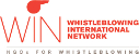 Whistleblowing International Network logo